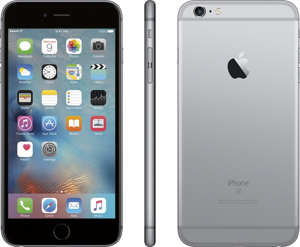 Apple IPhone 6 (64gb Space Gray)
