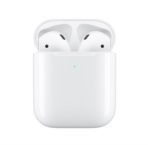 Apple AirPods 2019 med opladningsetui