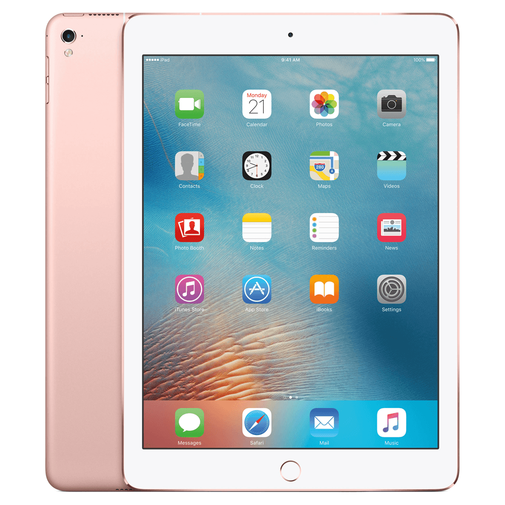 Apple iPad Pro 9.7 (256GB/ Rose Gold)