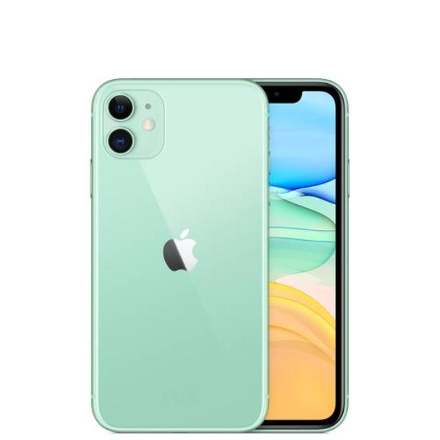 Apple iPhone 11 (256GB/Green) uden abonnement, gratis levering til pakkeshop