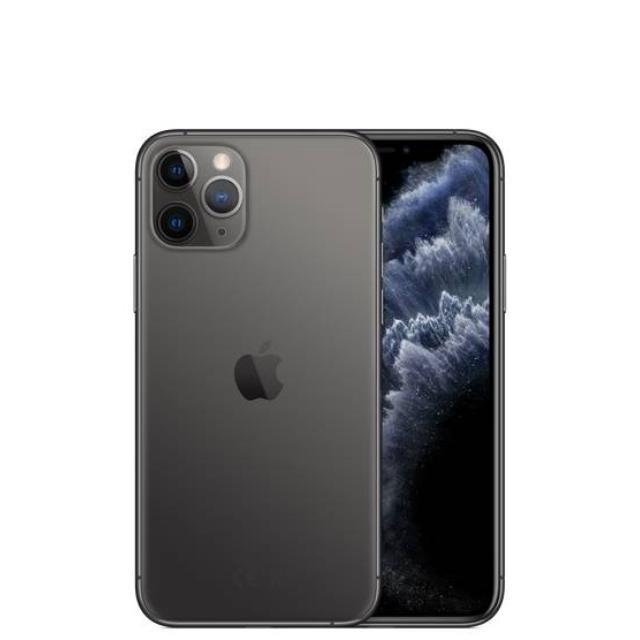 Apple iPhone 11 Pro (256GB/Space Grey) uden abonnement, gratis levering til pakkeshop