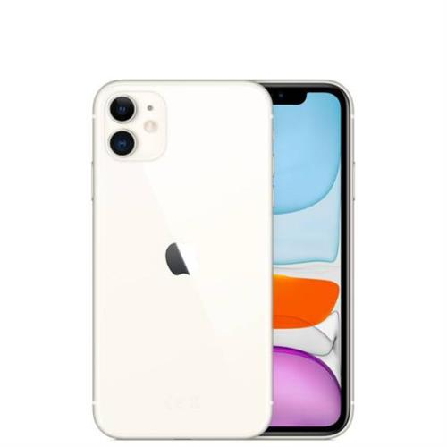 Apple iPhone 11 (64GB/White) uden abonnement, gratis levering til pakkeshop