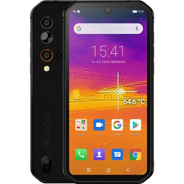 Blackview BV9900 PRO 4G 8GB DUAL-SIM (128GB/Grey) uden abonnement