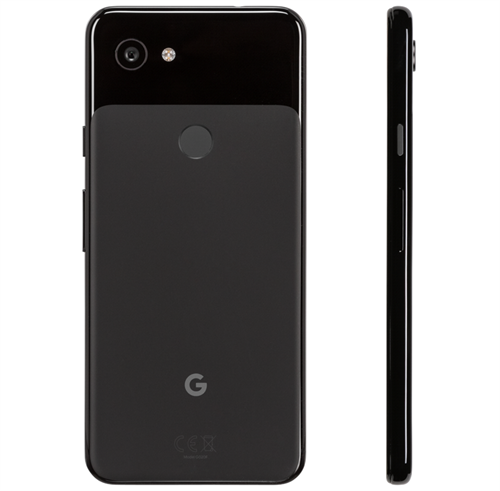 Google Pixel 3a (64GB/Just Black) uden abonnement, gratis levering til pakkeshop