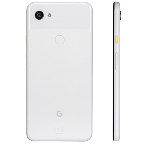 Google Pixel 3a XL (64GB/Clearly White) uden abonnement