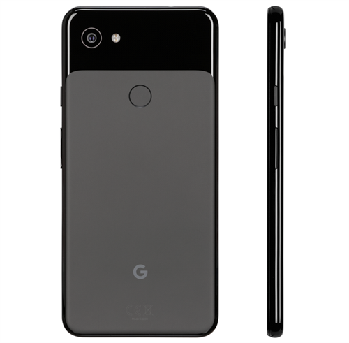Google Pixel 3a XL (64GB/Just Black) uden abonnement