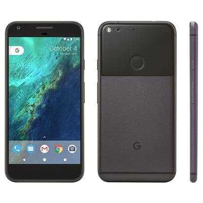 Google Pixel XL 5.5 (32GB Quite Black) uden abonnement, gratis levering til pakkeshop