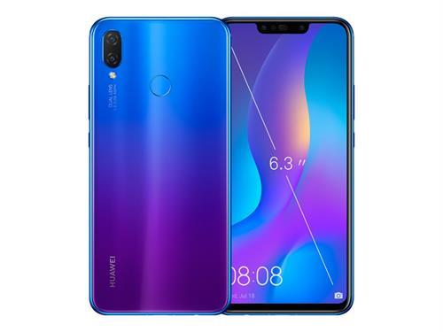 Huawei P Smart Plus Dual Sim (Purple) uden abonnement, gratis levering til pakkeshop
