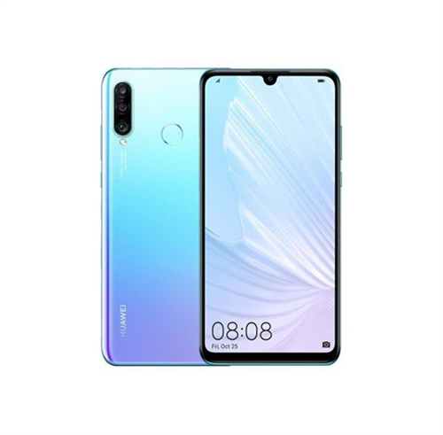 Huawei P30 Lite New Edition Dual Sim 6GB (256GB/Breathing Crystal) uden abonnement, gratis levering til pakkeshop