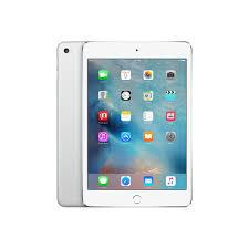 APPLE IPAD MINI 4 128GB (WI-FI/SILVER) uden abonnement, gratis levering til pakkeshop
