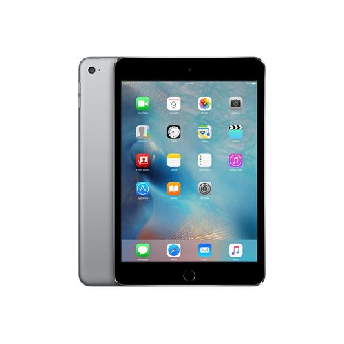 APPLE IPAD MINI 4 128GB (4G/SPACE GREY) uden abonnement, gratis levering til pakkeshop