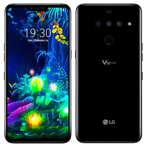LG V50 ThinQ 5G (128GB/Black)