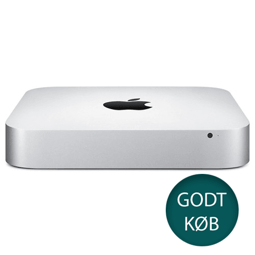 Mac mini Dual-Core i5 2.8 GHz (8GB/1TB Fusion/Iris Graphics)