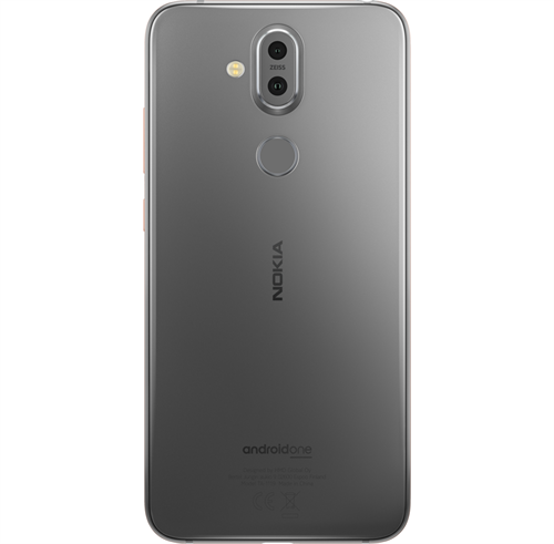 Nokia 8.1 Dual Sim (64GB/SteelCopper)