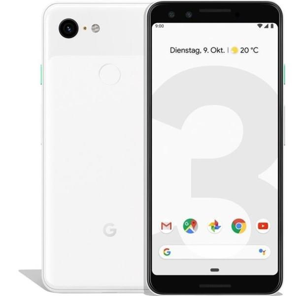 Google Pixel 3 (64GB/Clearly White)