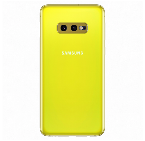 Samsung Galaxy S10e G970F LTE Dual Sim (128GB/Canary Yellow)