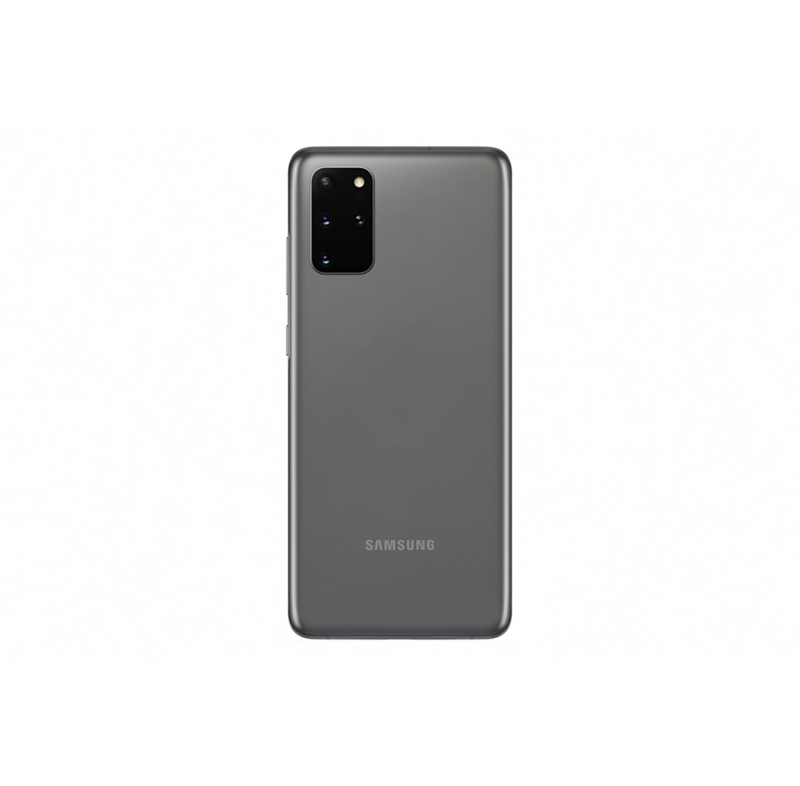 Samsung Galaxy S20 Plus  12GB 5G (128GB/Cosmic Grey) uden abonnement, gratis levering til pakkeshop