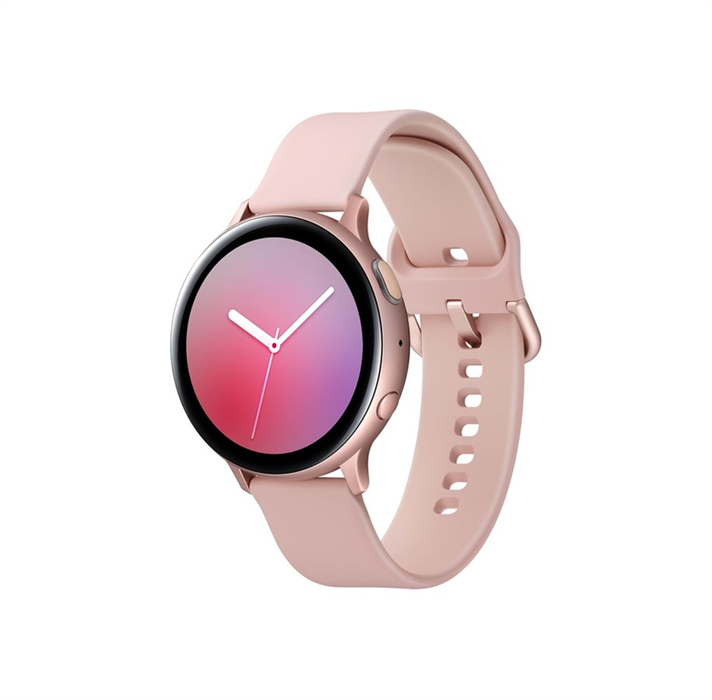 Samsung Galaxy Watch Active 2 44mm Aluminium (Pink Gold) uden abonnement