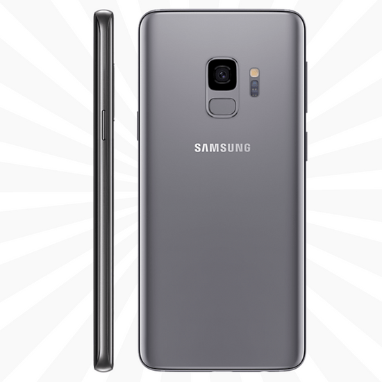 Samsung Galaxy S9+ (Midnight Black/256GB) G960