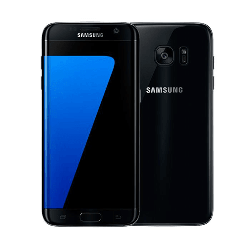 Samsung Galaxy S7 black/sort
