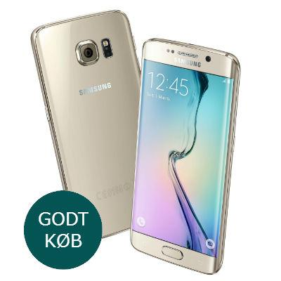 Samsung Galaxy S6 Edge (32gb / Gold)