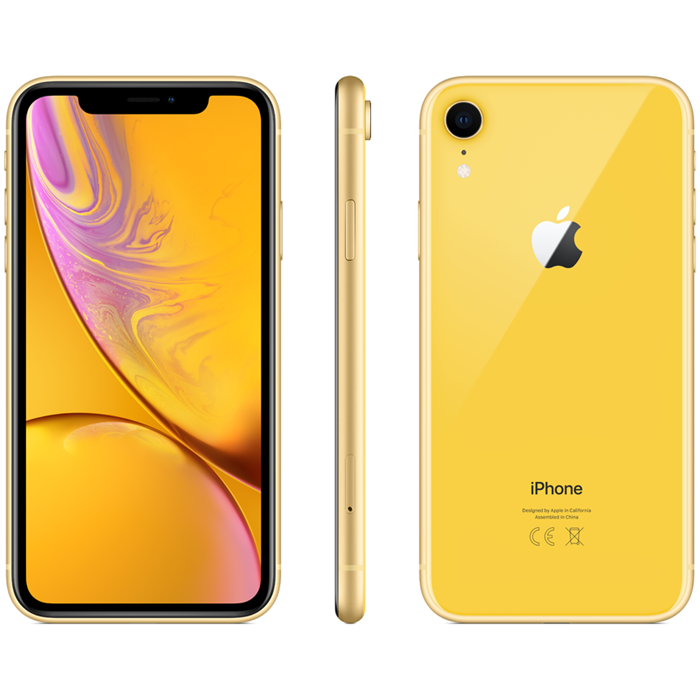 Apple iPhone XR Dual SIM (128GB/Yellow)