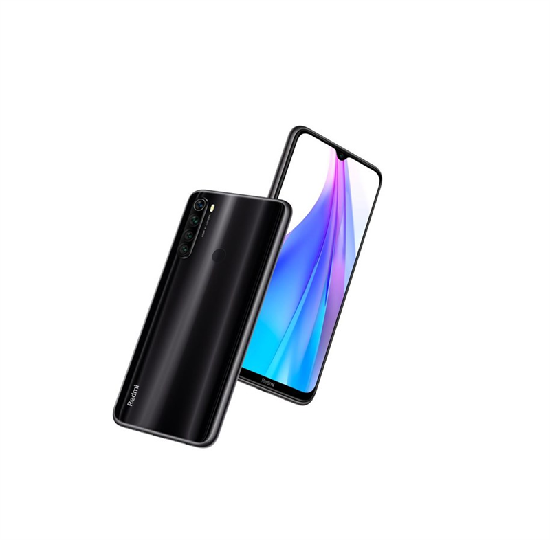 Xiaomi Redmi Note 8T Dual Sim 4GB (64GB/Moonshadow Grey) uden abonnement, gratis levering til pakkeshop