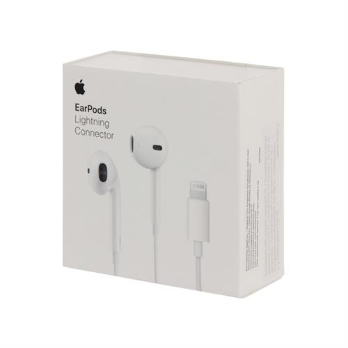 Apple EarPods Lightning Connector uden abonnement, gratis levering til pakkeshop