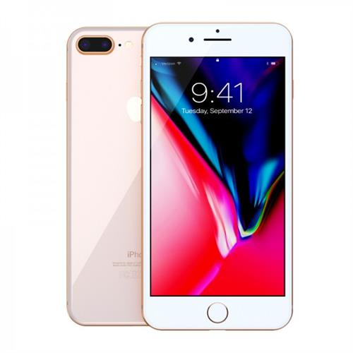 Apple iPhone 8 Plus (128GB/Gold) uden abonnement, gratis levering til pakkeshop