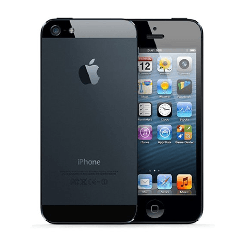 Apple iPhone 5s (16GB / Black)