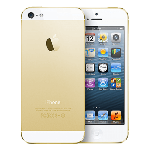 Apple iPhone 5s (32GB / Gold)