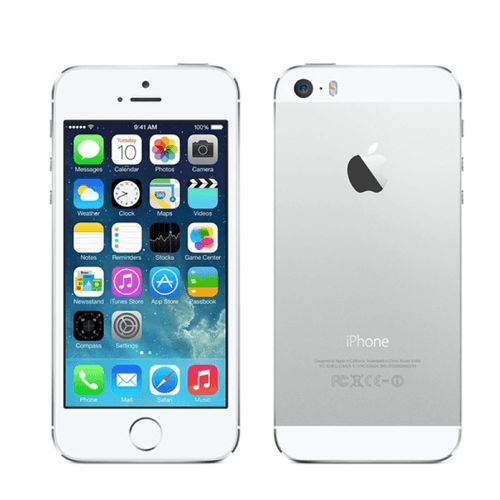 Apple iPhone 5s (16GB / White)