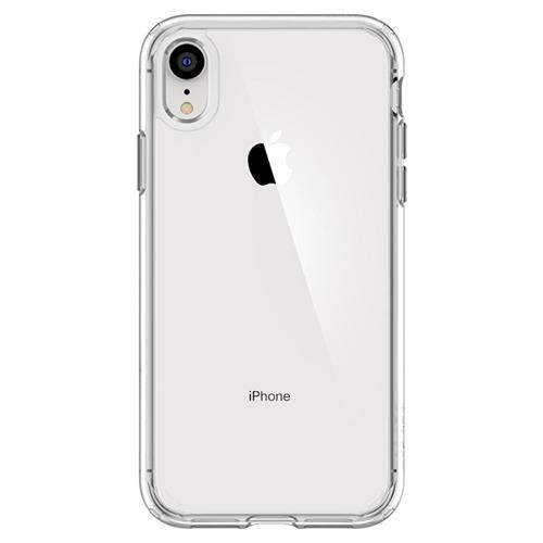 iPhone XR Silicone Protection (Gennemsigtig)