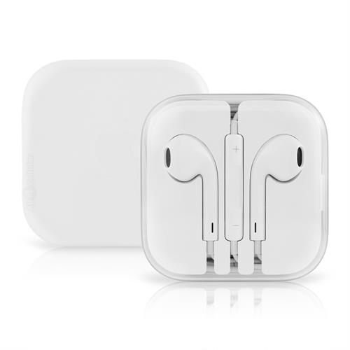 Apple EarPods Original uden abonnement, gratis levering til pakkeshop