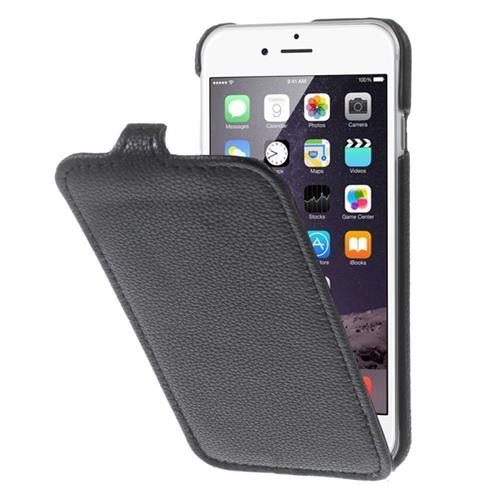 iPhone 7 cover læderlook (Black)
