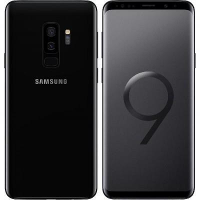Samsung G965 Galaxy S9+ 256gb Dual Sim Midnight Black