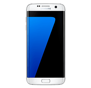 Samsung Galaxy S7 White Front