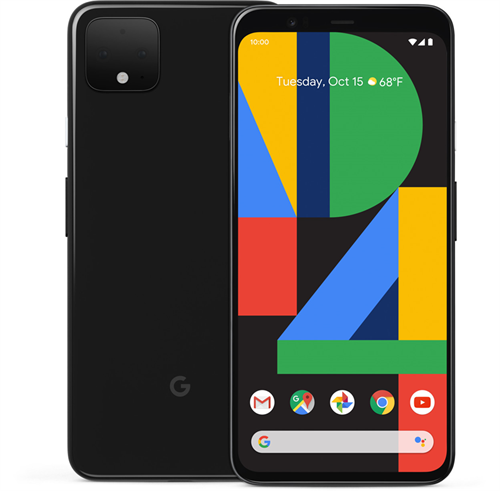 Google Pixel 4 XL (64GB/Just Black) uden abonnement, gratis levering til pakkeshop