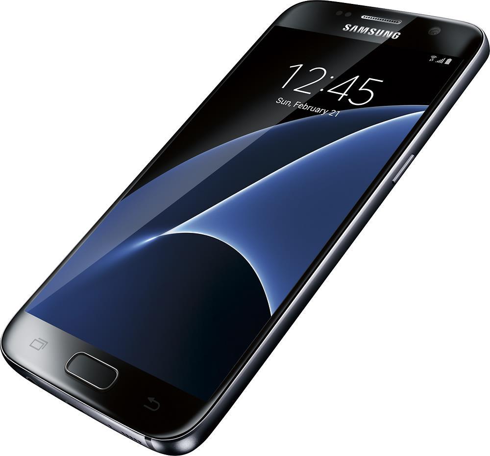 Tidsmæssigt Samsung G930 Galaxy S7 4G 32GB (Black) uden abonnement, gratis VH-11