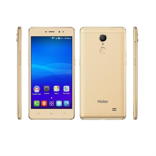 Haier Leisure L55 Android Inch 5.0  Dual Sim (Gold)