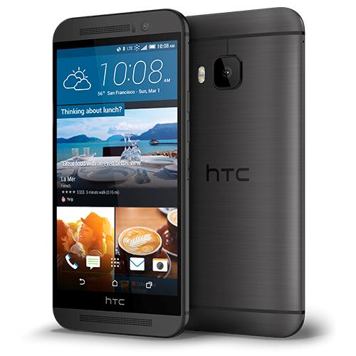 HTC ONE M9 (GUN METAL GREY)