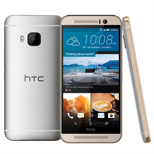 HTC ONE M9 (GOLD/SILVER)