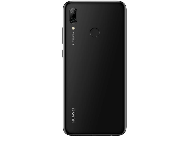 Huawei P Smart 2019 Dual Sim (64GB/Midnight Black) uden abonnement, gratis levering til pakkeshop