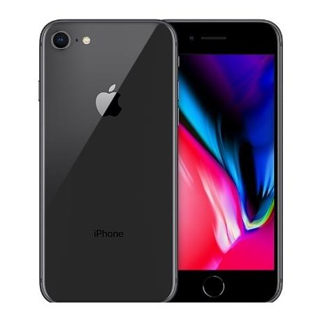 Apple iPhone 8 (64GB/Space Grey) uden abonnement, gratis levering til pakkeshop