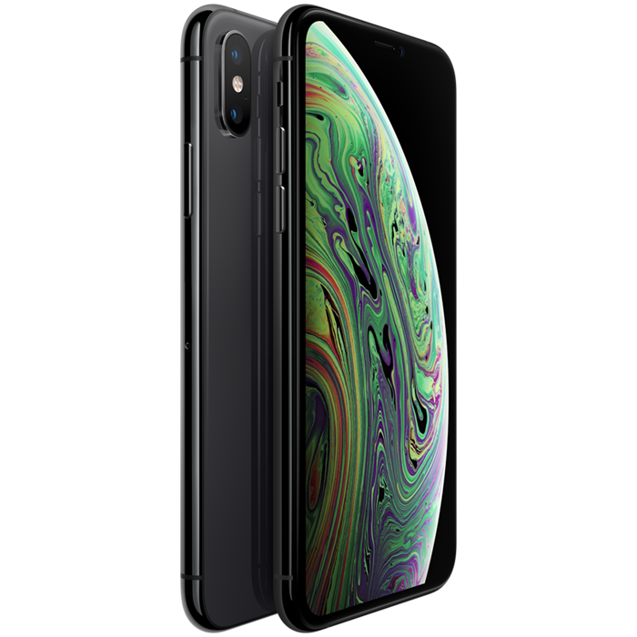 Apple iPhone XS Max (512GB/Space Grey)  uden abonnement, gratis levering til pakkeshop