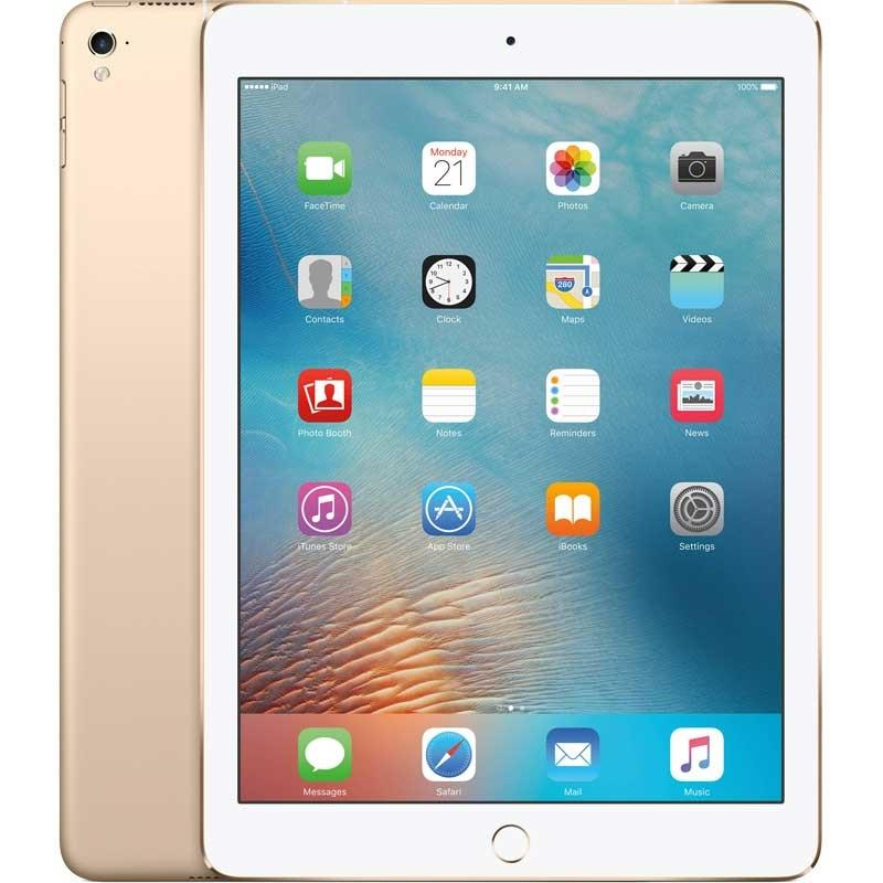 APPLE IPAD 2017 4G 128 GB  (Gold)