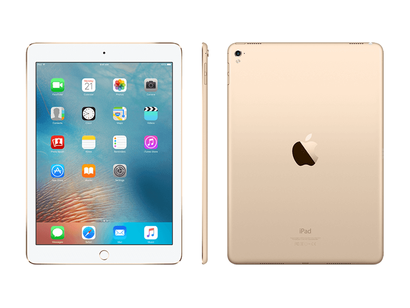Apple iPad Pro 9.7 (32GB/Gold)