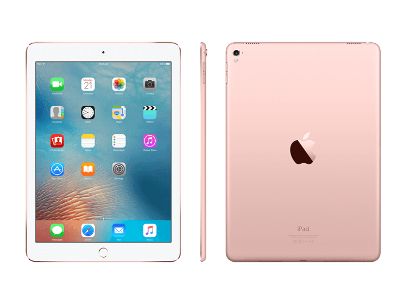 Apple iPad Pro 9.7 (256GB/Rose Gold)