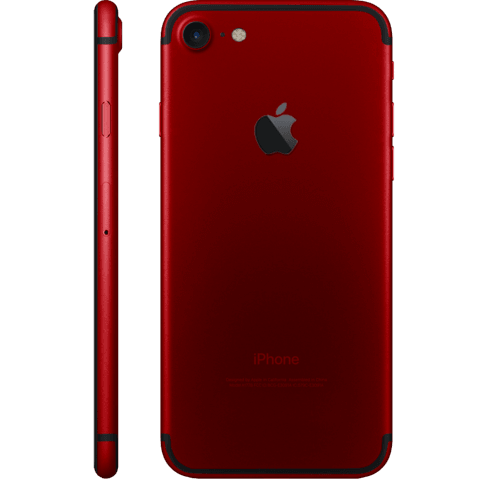 Apple iPhone 7 128GB (Red) uden abonnement, gratis levering til pakkeshop