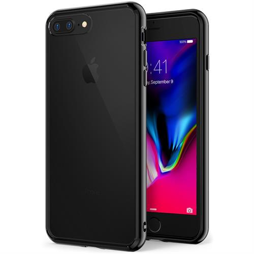 Apple iPhone 8 Plus (256GB/Space Grey) uden abonnement, gratis levering til pakkeshop